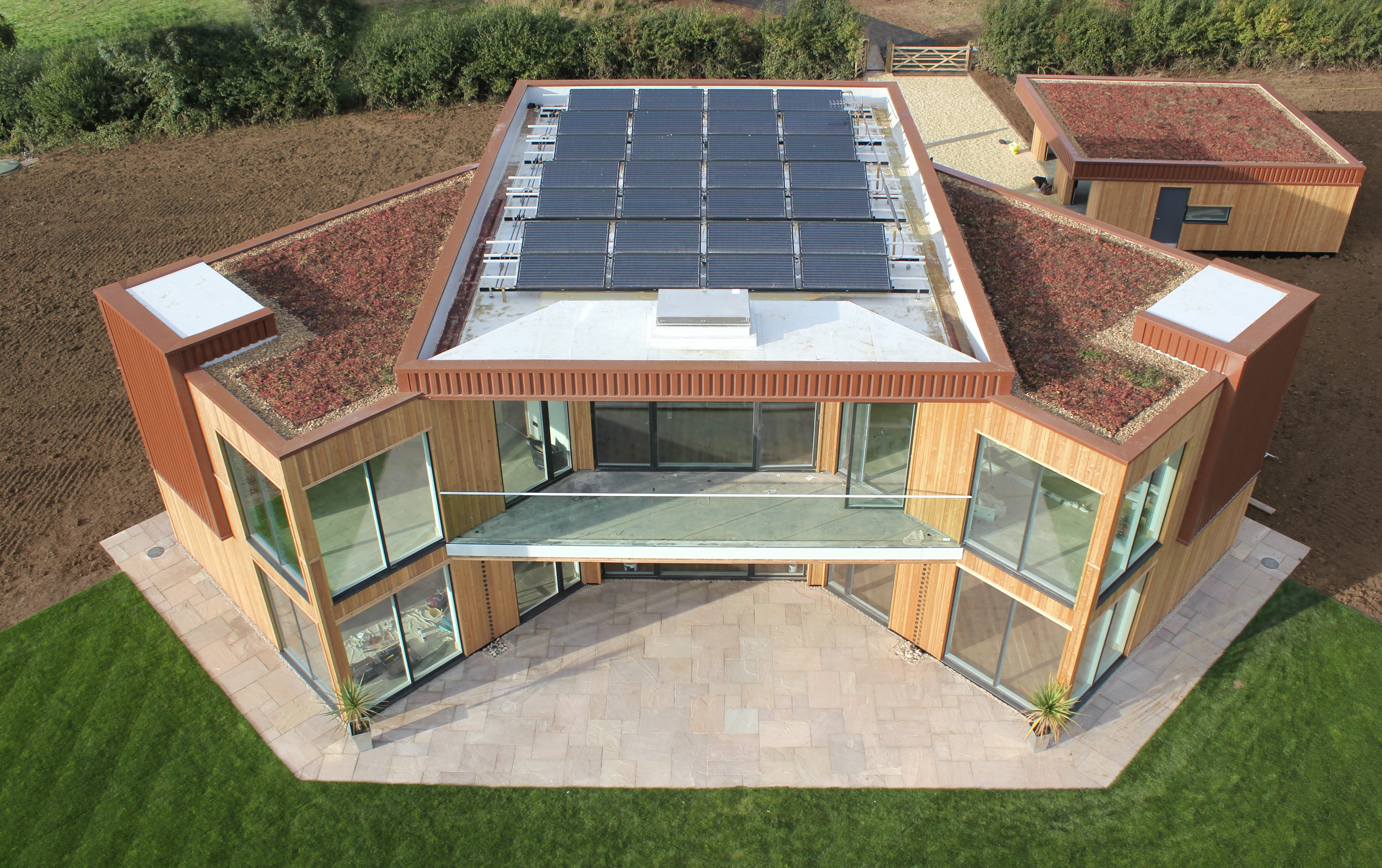 The Solar House Carbon Free Group